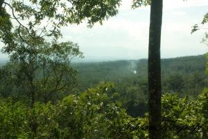 kaliurang view